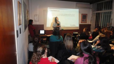 Dinámica Cargo: Auxiliar Administrativa para Clínica interdisciplinaria